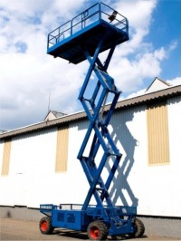 Cherry Picker Training to Donegal, Sligo, Mayo & Leitrim - Scissor Lift Training and all  Mobile Elevating Work Platforms (MEWPs),  from Mc Nulty Training and Safety Solutions,  Ireland
